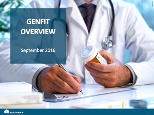 GENFIT-Overview-SEPT-2016